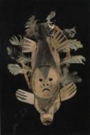 "American Indian Mask , ""Walrus"", Indian Museum , Washington , D.C. , 1997 - Native Americans"