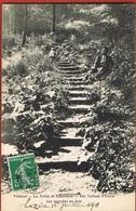 91-VILLEBON- La Vallée De Chevreuse -Les Vallons D'Yvette - Les Marches En Bois  -  Scans Recto Verso - France