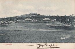 Cartolina Postale - Postcard / Viaggiata - Sent /   East Africa And Uganda, Namirembe. - Uganda