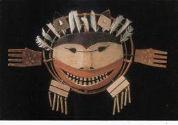 American Indian Mask , Amikuk (Ground Spirit) , Indian Museum , Washington , D.C. , 1997 - Native Americans