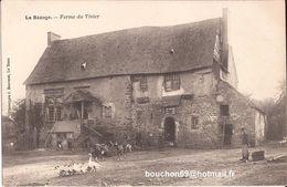 72 La Bazoge (le Mans) Ferme Du Vivier Canards Chevre Goat - France