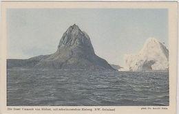 Insel Umanak - Schwimmender Eisberg - Phot. Dr.Arnold Heim     (A-228-200208) - Groenlandia