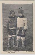 Eskimomädchen In Nugsuak NW Grönland - Phot. Dr.Arnold Heim     (A-228-200208) - Groenlandia