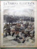 La Tribuna Illustrata 9 Dicembre 1917 WW1 Clemenceau Florian Franchet Aviazione - Guerre 1914-18
