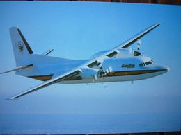 Avion / Airplane / BUSY BEE / Fokker F 27-200 / Airline Issue - 1946-....: Ere Moderne