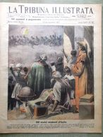 La Tribuna Illustrata 16 Dicembre 1917 WW1 Latisana Tagliamento Pershing Francia - War 1914-18
