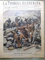 La Tribuna Illustrata 30 Dicembre 1917 WW1 Giovanni Cena Veneto Croce Rossa Pane - Guerre 1914-18