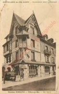 14.  VILLERS SUR MER .  HOSTELLERIE Du COQ HARDY .  Direction SURBATIS . - Villers Sur Mer