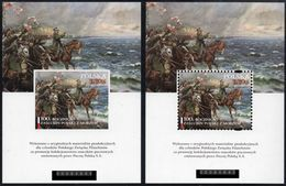 POLAND 2020 100th Anniversary Of Poland's Marriage To The Sea General Haller Puck 2 Official Issue Of Polish Post MNH ** - Unused Stamps