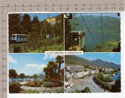 Locarno-Cardada - Funicolare Locarno- Madonna Del Sasso - TI Tessin