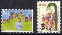 2012Luxembourg1952-1953Saving Drinking Water2,90 € - Nuevos