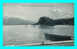 A731 / 281 74 - Lac D'Annecy Et Ile Des Cygnes - Autres Communes