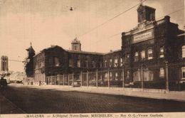 MALINES -  Hôpital Notre-Dame.  MECHELEN MALINES // ANTWERPEN ANVERS - Malines