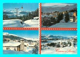 A747 / 263 Suisse CRAN SUR SIERRE Multivues - VS Valais