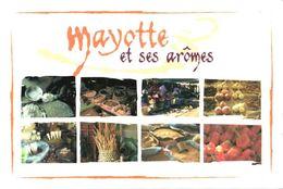 Mayotte Island Food, Aromes - Küchenrezepte
