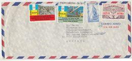 Guatemala, Letter Cover Posted 1976 B200610 - Guatemala