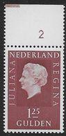 NVPH 953 - 1969 - Juliana Regina - Plaatnummer 2B - Nuovi
