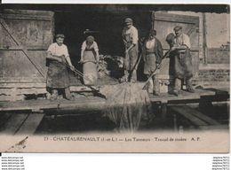 Chateaurenault-Les Tanneurs-Travail De Rivière - France