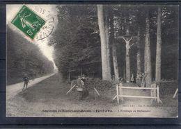 76. Environs De Blangy Sur Bresle. Forêt D'eu. L'ermitage De Richemont - France