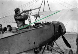 Photo 1914-18  Aviation Francaise Guynemer - 1914-18