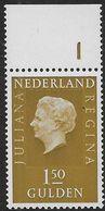 NVPH 954 - 1971 - Juliana Regina - Plaatnummer 1A - Nuovi