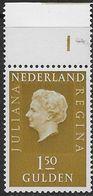 NVPH 954 - 1971 - Juliana Regina - Plaatnummer 1B - Nuovi
