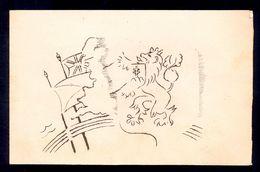 CZECHOSLOVAKIA 1940 - Handmade Commemorative Booklet 'V Upominku 22 Vyroči Československe Samostalnosti, - Cecoslovacchia