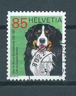 2007 Switserland Dogs,honden,chiens Used/gebruikt/oblitere - Suisse