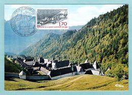 Carte Maximum 1984 - Monastère De La Grande Chartreuse - YT 2323 - 38 St Pierre De Chartreuse - 1980-89