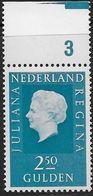 NVPH 856 - 1969 - Juliana Regina - Plaatnummer 3B - Nuovi