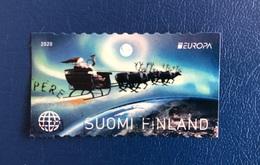 Finland 2020 -  Europa CEPT - Rund Gestempelt - Used - Caché Ronde - Finnland
