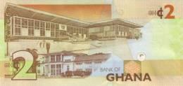 GHANA P. 37Aa 2 C 2010 UNC - Ghana