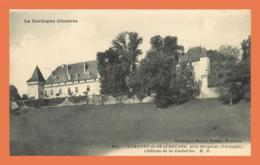 A716 / 379 24 - CLERMONT DE BEAUREGARD Pres Bergerac Chateau De La Gaubertie - France