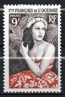 Col17  Colonie Océanie N° 203  Neuf X MH Cote 11,00€ - Océanie (Établissement De L') (1892-1958)