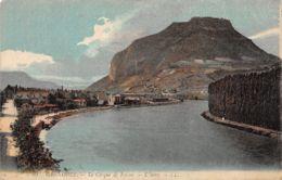 Grenoble (38) - Le Casque De Néron - L'Isère - Grenoble