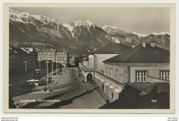 AK  Innsbruck Südtirolerplatz Mit Bus - Innsbruck