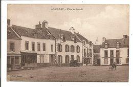 56. 656/ MUZILLAC - Place Du Marché - Muzillac