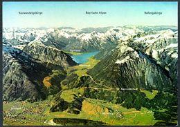 D7103 - Jenbach Karwendel Wiesing Achenseegebiet Tirol - Luftbild Foto Weninger - Jenbach