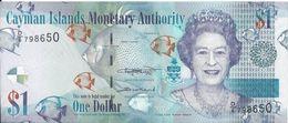 CAYMAN - 1 Dollar 2013 - UNC - Kaimaninseln