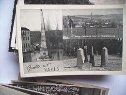 Nederland Holland Pays Bas Vaals Met Obelisk En Drielandenpunt - Vaals