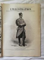 L'ILLUSTRATION Année 1912 / Au Ksar De Gharian / Action Navale Italienne Contre Beyrouth / Monastère Du Sable Et Du Vent - 1900 - 1949