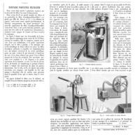 FONTAINE PORTATIVE FILTRANTE 1899 - Sciences & Technique