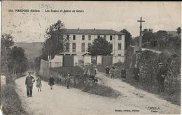 Mardore : Les écoles Et Route De Cours - Frankreich