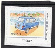 France 2019  -  Renault 4L  -   1v  Timbre Neuf/Mint/MNH - Voitures