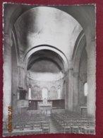 CPSM GF - Saint-Martin-de-Londres - L'intérieur De L'Eglise Romane à Coupole, Début Du XIIe Siècle - Autres Communes