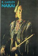 Indian Musician R. Carlos NAKAI , Jacksonville ,  Oregon , 1997 - Native Americans