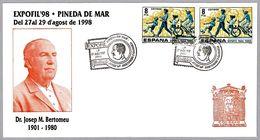 Homenaje Al Dr. JOSEP M. BERTOMEU. Pineda De Mar, Barcelona, 1998 - Célébrités