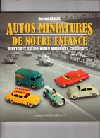 AUTO MINIATURES  DE NOTRE ENFANCE.....UNE BIBLE.....DINKY TOYS - Cultural