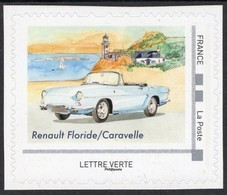 France 2019  -  Renault Floride/Caravelle  -   1v  Timbre Neuf/Mint/MNH - Voitures