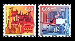 2012Luxembourg1943-1944Architecture3,90 € - Nuevos